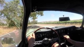 Jaguar E-type Series 1 Coupe Willow Green