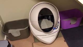 Litter Box Talk: Litter-Robot Open Air 3 Years Later and NVR Miss High Sided Litter Boxes