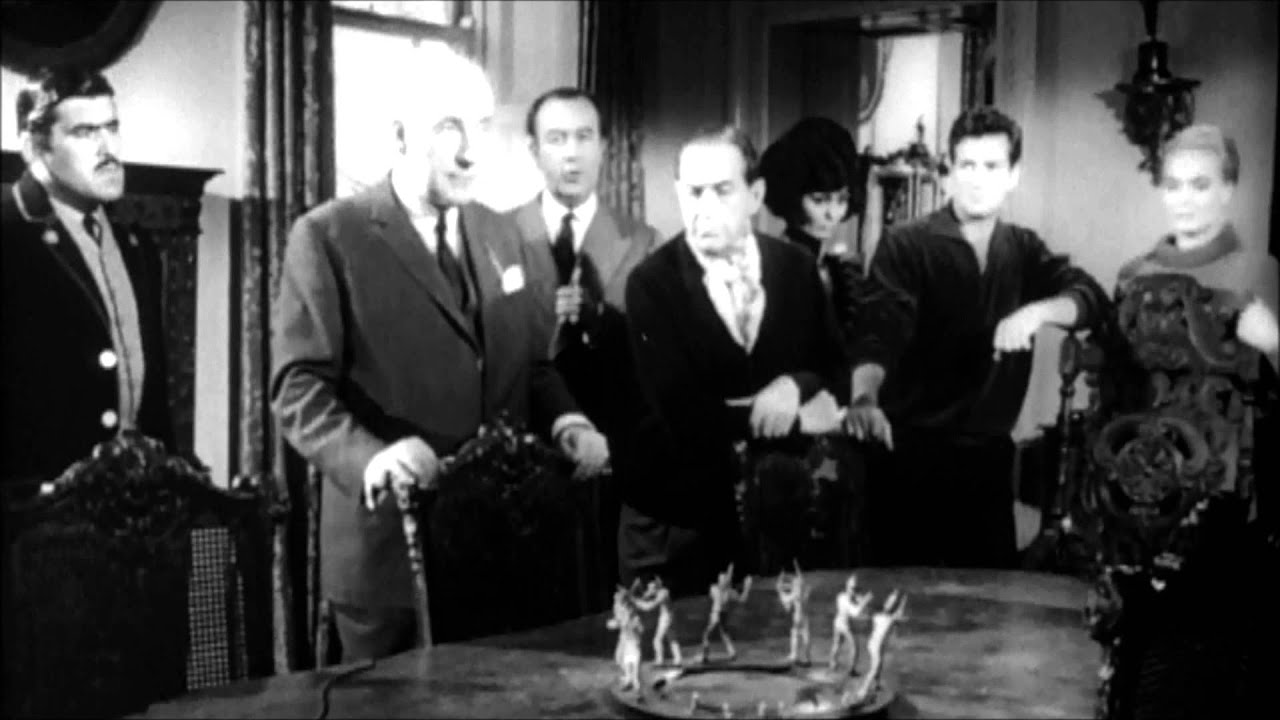 Ten Little Indians (1965) - Trailer
