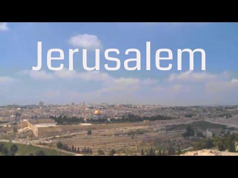 Jerusalem in HD ירושלים - נופים