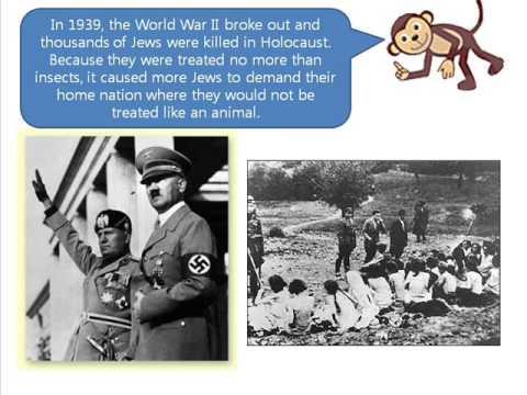 Roots Of Arab Israeli Conflict: Global Studies: C Block: Christine Yeom