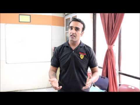 Tennis Coach - Mr.Suraj @ TD