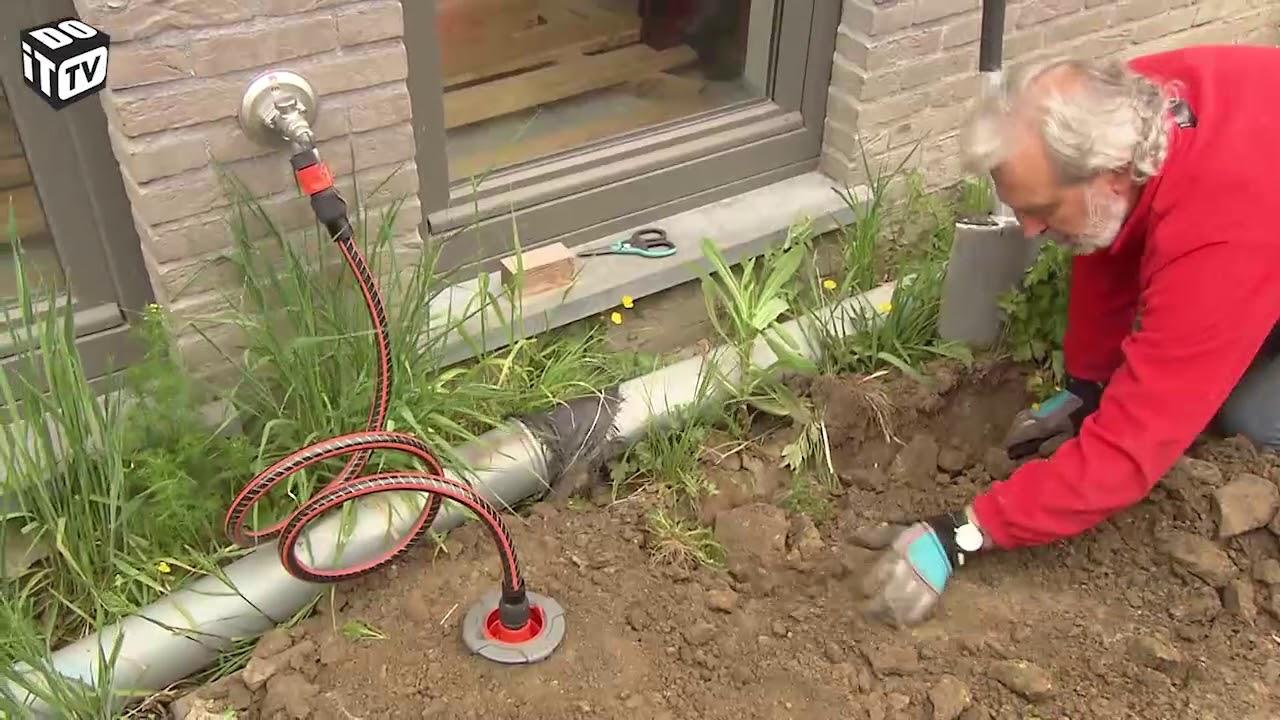 Amenager Votre Jardin De Reve Systeme D Irrigation