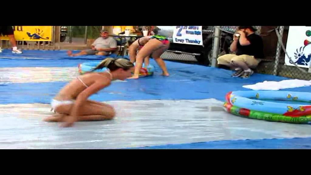 Water Park Bikini Slip