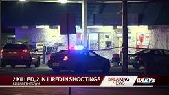 2 killed, 2 injured in Elizabethtown shooting