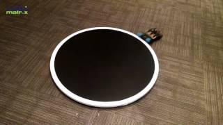 RoboMatrix 2016 - Minisumo - Enfrentamiento 1 - Yokozuna vs Hakuho Mini