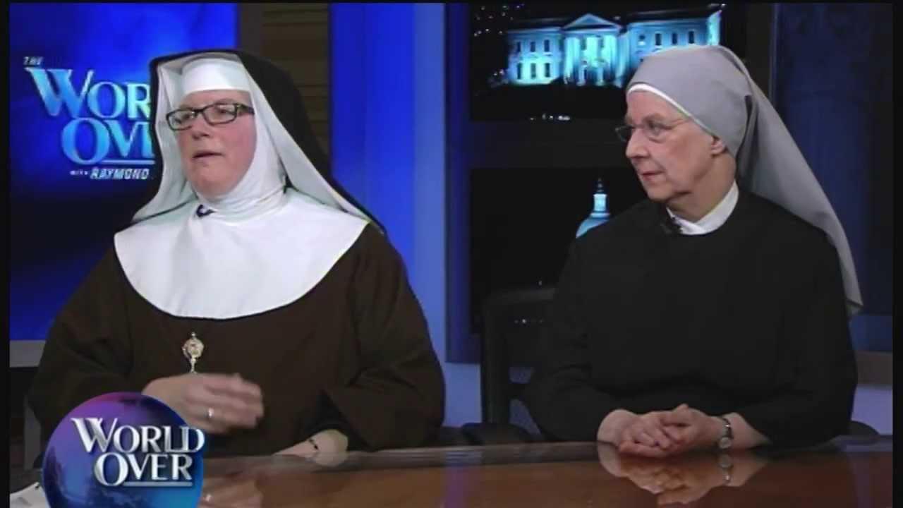 World Over - 2014-03-13 - National Catholic Sisters Week with Raymond Arroyo