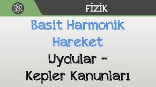Basit Harmonik Hareket - Uydular / Kepler Kanunları