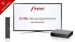 Freebox Mini 4K - Grille des programmes TV