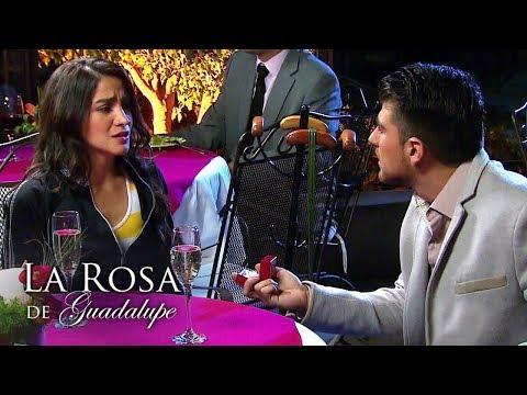 La Rosa de Guadalupe | Suspiramos por la misma luna