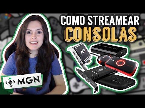Cómo streamear consolas con capturadora - Tutorial en español