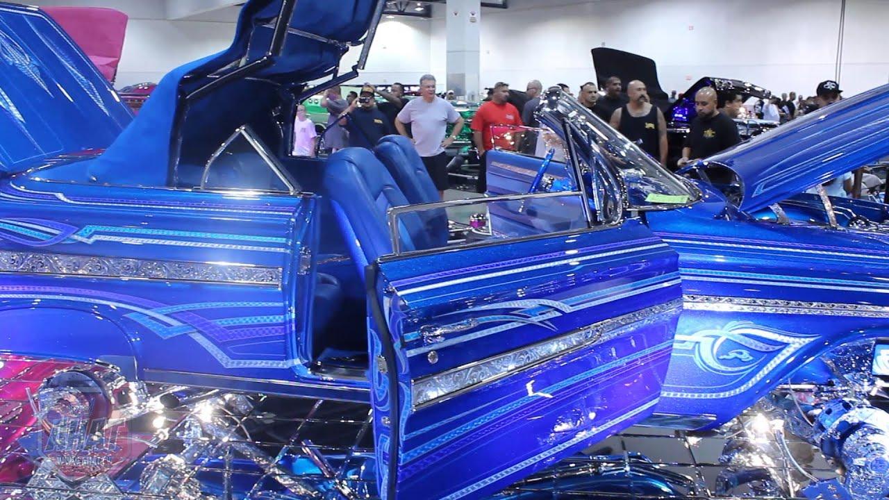 Lowrider Magazine Car Show 2015 Las Vegas