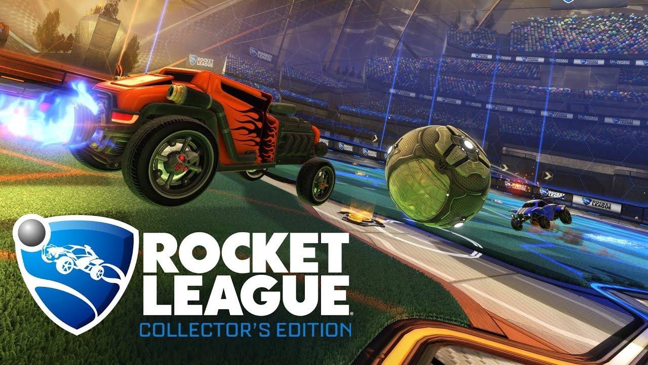 Resultado de imagem para rocket league collector's edition ps4 wallpaper