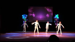 26 мая 2018г. VG - 2 группа. СИМФОНИЯ ЗВУКА. Школа танца Виктории Гофман. № 26.