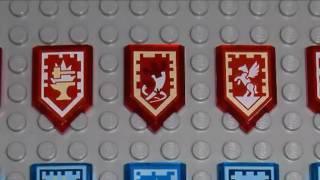 Lego Nexo Powers: ALL Wave 1 Blind Bag Powers