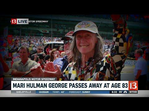 Mari Hulman George dies