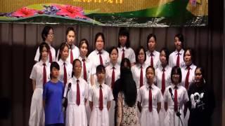 1516明愛莊月明中學家教晚會-合唱團