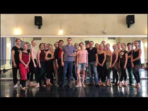 Kiev Ballet - Alô Brasil - Tour 2017
