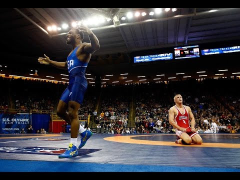 Olympic Wrestling Trials | Team USA's Road To Rio