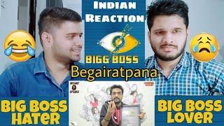 Big Boss Ka Begairatpana By Khujli Family | Awesome Speaks | Indian Reaction.
