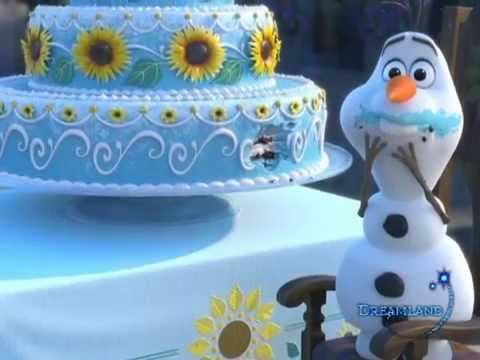 Frozen 2 Frozen Fever Sneak Peek Photo Anna S Birthday