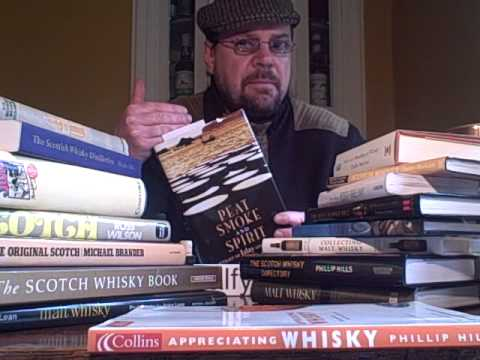 whisky review 6  - whisky books