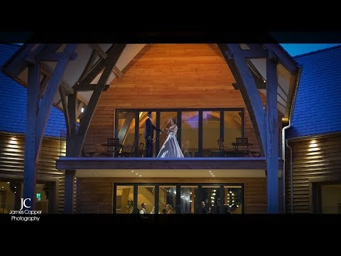 Mill Barns Wedding Video Highlights - Alex & Amelia - by James Capper