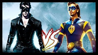 Download Video Krrish vs Flying Jatt - Who would win in a Fight??? MP3 3GP MP4