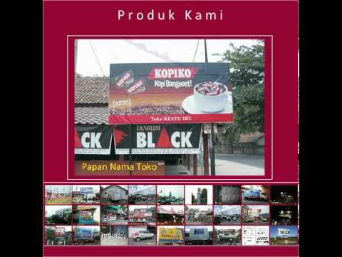 Advertising Jakarta (billboard, Signboard)