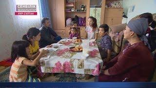 """Дастан Oразбеков """"Қайырымдылық эстафетасына"""" атсалысты"""