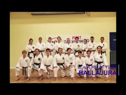 First TKD Ballajura Training Centre Promo Clip