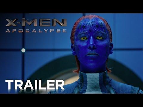 Trailer do filme X-Men 2