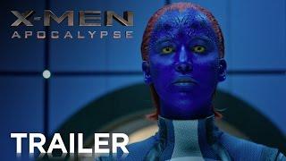بالفيديو.. تريلر جديد لفيلم X-Men: Apocalypse
