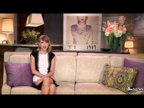 Taylor Swift on What Inspired Her New Song, 'Welcome to New York'