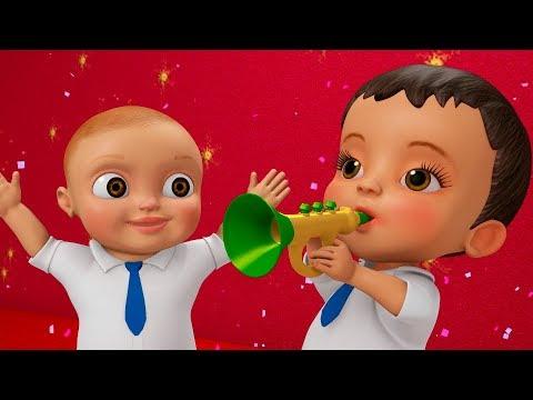 குழந்தைகள் தின கொண்டாட்டம்   Tamil Rhymes for Children   Infobells