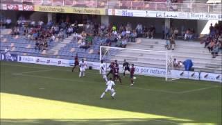 Pontevedra 2 - 0 Tudelano (J3. T 15/16)