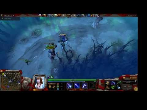 Dota 2 Ordinary - Roaming Mirana Fun Game with Public