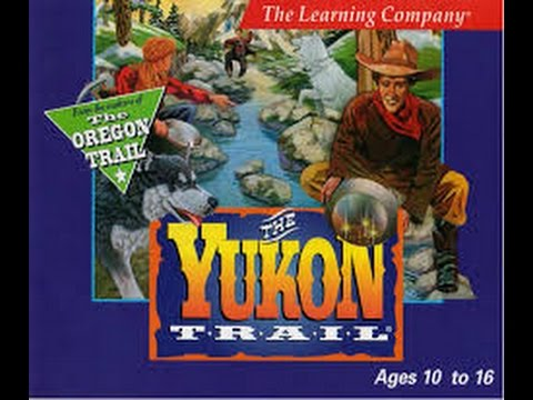 Let's Play The Yukon Trail! Part 2 - It's Raining Nuggets