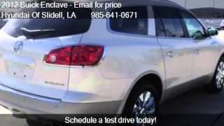 2012 Buick Enclave Premium 4dr SUV for sale in Slidell, LA 7