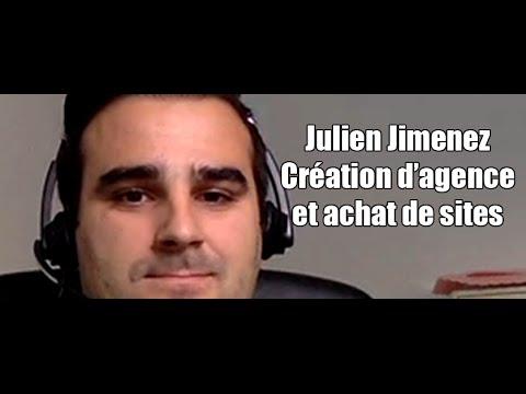[Podcast EP.14] Julien Jimenez - Création d'agence et achat de sites
