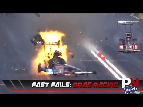 Fast Fails: Drag Racing!