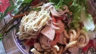 Best Hmong Papaya Salad 2016