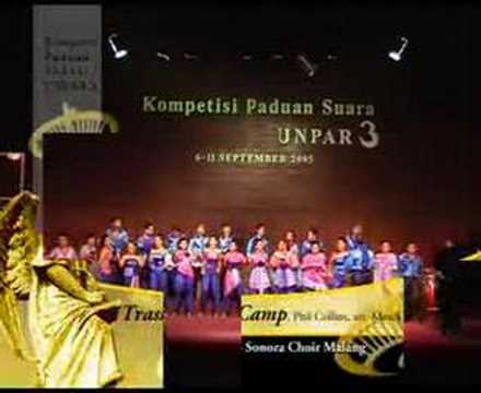 Trashin' the Camp - Gracioso Sonora Choir
