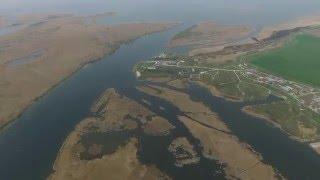 видео Комплекс рыбалки и отдыха «Дельта Днепра»