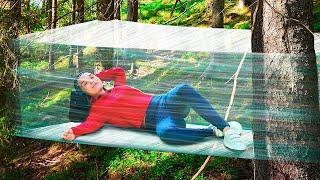 Полезные навыки выживания в лесу Сделайте палатку из полиэтиленовой пленки