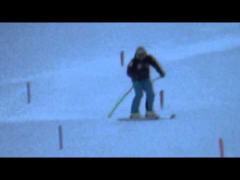 Ted Ligety GS Free ski 9th Aug 2014