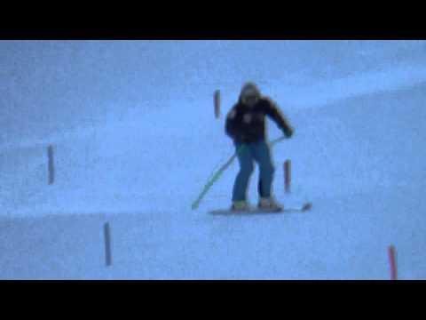 Ted Ligety GS Free ski 9th Aug 2014