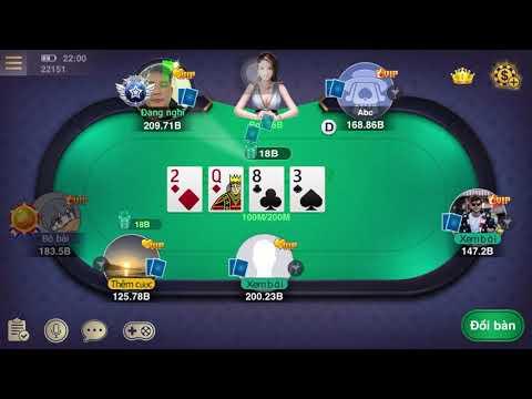 cách hack chip poker texas hold em việt nam - Poker texas Việt Nam: 55 All in và cái kết quá đẹp!!!