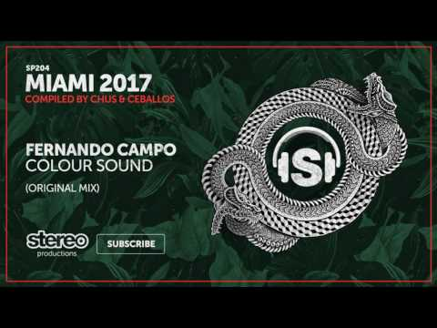Fernando Campo - Colour Sound (Original Mix)