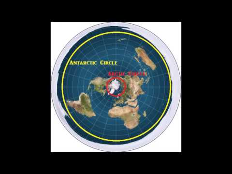 Flat Earth - Plans to sail around Antarctic Circle to prove world is flat 1922 Newspaper Article